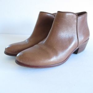 Sam Edelman Ankle Booties Boots Leather